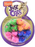 Hartz Just For Cats Kitty Frenzy Cat Toy Pack of 1 - Chickadee Solutions - 1