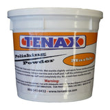 Tenax Marble Polishing Powder -- 1kg (2lb. container) - Chickadee Solutions