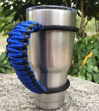 Handle for Yeti/Rtic/Ozark Trail Rambler 30 Oz Tumbler Handmade Paracord Hand... - Chickadee Solutions - 1