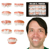 Accoutrements Gnarly Teeth Set of 9 - Chickadee Solutions