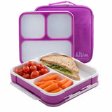Blum Bento Lunch Box with Insulated Bag Purple - Chickadee Solutions - 1