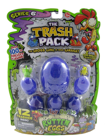 The Trash Pack Series 6 Rotten Eggs: 12 Pack - Chickadee Solutions