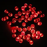Lycheerscolour Solar Christmas String 17m 100 LED Solar Fairy String Lights f... - Chickadee Solutions - 1