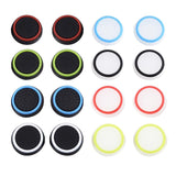 Mudder Mixed Colors Silicone Thumb Stick Grip Caps Protect Cover for PS4 Xbox... - Chickadee Solutions - 1