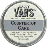 Daddy Van's All Natural Beeswax Countertop Care 5oz - Chickadee Solutions