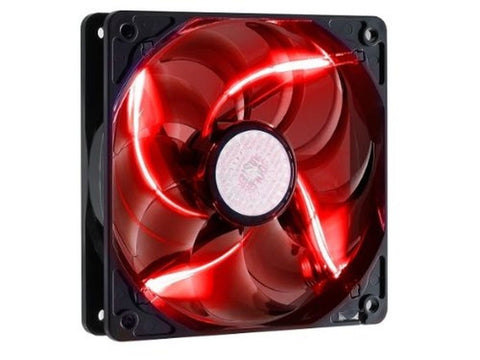 Cooler Master SickleFlow 120 - Sleeve Bearing 120mm 3-Pin LED Silent Fan for ... - Chickadee Solutions