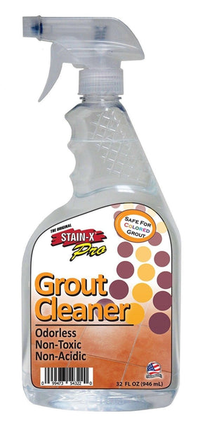 Summary -> Professional Grout Cleaner Grout Cleaning Products