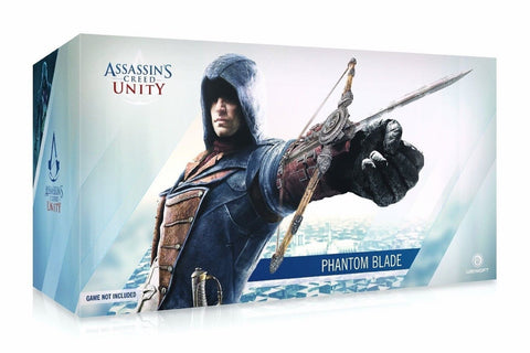 Ubisoft Assassin's Creed Unity Phantom Blade multi-colored - Chickadee Solutions - 1