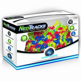 Mindscope Neo Tracks Twister Tracks 160 Piece (8 Feet) Expansion Track Set - Chickadee Solutions