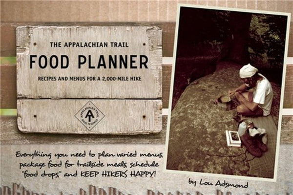 The appalachian trail food planner second edition for Appalachian cuisine