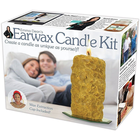 Prank Pack Earwax Candle Kit - Chickadee Solutions