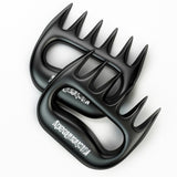 Toughest Pulled Pork Shredder Claws BBQ Meat Forks for Shredding Handling & C... - Chickadee Solutions - 1
