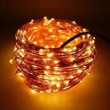 ER CHEN(TM) 165ft Led String Lights500 Led Starry Lights on 50m Copper Wire S... - Chickadee Solutions - 1