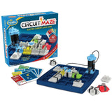 Circuit Maze Board Game - Chickadee Solutions - 1