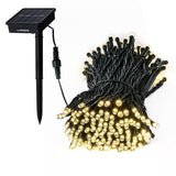 Loende Solar Outdoor String Lights Waterproof 72Ft 200 LED 8 Modes Fairy Gard... - Chickadee Solutions - 1