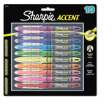 Sharpie Liquid Highlighters Chisel Tip Assorted Colors 10 Pack 10-Pack - Chickadee Solutions