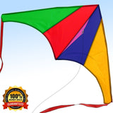 2017 Limited Edition - Easy Flyer Kite for Kids & Adults - Newest Model Full ... - Chickadee Solutions - 1