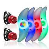 ColorGo Bike-Light Moutain-Bicycle Front Rear Aluminum Multi Purpose Bike Lam... - Chickadee Solutions - 1