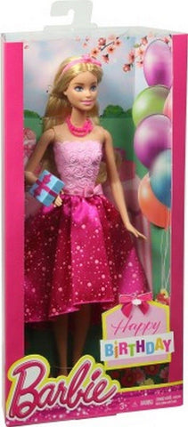 Barbie Happy Birthday Doll - Chickadee Solutions - 1
