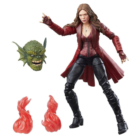 Marvel 6-Inch Legends Series Scarlet Witch - Chickadee Solutions - 1