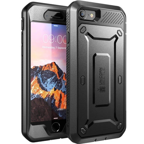 iPhone 7 Case SUPCASE Full-body Rugged Holster Case with Built-in Screen Prot... - Chickadee Solutions - 1