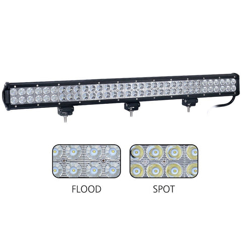 "Nilight 31"" 198W Led Light Bar Flood Spot Combo Off Road Work Light Driving F... - Chickadee Solutions - 1"