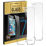 2 Pack iPhone 7 Plus Screen Protector Kollea Ballistic Nano Tempered Glass 9H... - Chickadee Solutions - 1