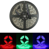 LED Strip Light SurLight Waterproof 16.4Ft/5M 300 LEDs RGB SMD5050 Flexible C... - Chickadee Solutions - 1