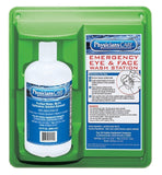 PhysiciansCare 24-202 Wall Mountable Eye Flush Station with Single 32 oz Bott... - Chickadee Solutions - 1
