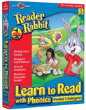 Reader Rabbit Learn to Read Phonics (Preschool & Kindergarten) - Chickadee Solutions