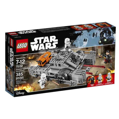 LEGO STAR WARS Imperial Assault Hovertank 75152 - Chickadee Solutions - 1