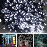Solar String Lights Kumeda 72 feet 200 LEDs Starry String Lights for Outdoor ... - Chickadee Solutions - 1