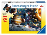 Ravensburger Outer Space Puzzle (60 Piece) - Chickadee Solutions - 1