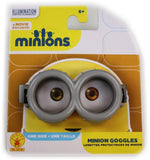 Official Minion Movie Exclusive Basic Goggles - One Size (Adjustable) - Chickadee Solutions - 1