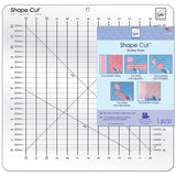June Tailor Shape Cut Ruler - Chickadee Solutions