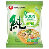 Nongshim Soon Noodle Soup Veggie 3.95 Ounce (Pack of 10) - Chickadee Solutions - 1