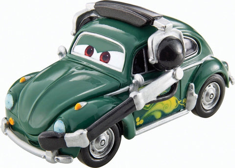 Disney/Pixar Cars Cruz Besouro with Headset Diecast Vehicle - Chickadee Solutions - 1