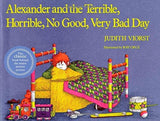 Alexander and the Terrible Horrible No Good Very Bad Day - Chickadee Solutions - 1