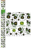Masterpieces John Deere Green Gift Wrap - Chickadee Solutions