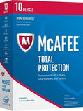 McAfee 2017 Total Protection-10 Devices [Key Code] (10-Users) Key Code - Chickadee Solutions