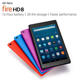 "All-New Fire HD 8 Tablet 8"" HD Display Wi-Fi 32 GB - Includes Special Offers ... - Chickadee Solutions - 1"