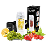 Water Bottle Infuser 32oz - Create Your Own Naturally Flavored Fruit Infused ... - Chickadee Solutions - 1