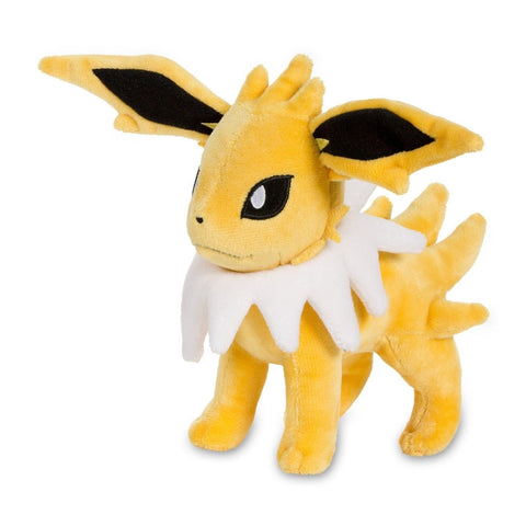 "Jolteon Pok Plush (Standard Size) - 7 1/4"" - Chickadee Solutions - 1"
