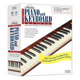 eMedia Intermediate Piano and Keyboard Method v2 PC/Mac Disc - Chickadee Solutions - 1