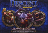 Descent Second Edition: Crown of Destiny Hero and Monster Collection - Chickadee Solutions - 1