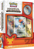 TCG Mythical Collection Keldeo Card Game - Chickadee Solutions