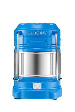 SUBOOS Ultimate Rechargeable LED Lantern and 5200mah USB Power Bank - The Mos... - Chickadee Solutions - 1