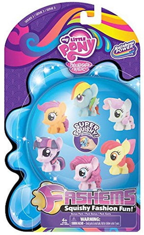 Tech 4 Kids MLP Fashems Value Pack - Chickadee Solutions - 1