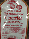 Trader Joe's Dried Pitted Tart Montmorency Cherries - Chickadee Solutions