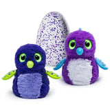Hatchimals Draggles By Spin Master Purple/Green - Chickadee Solutions - 1